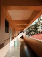 Photo of Empty Corridor