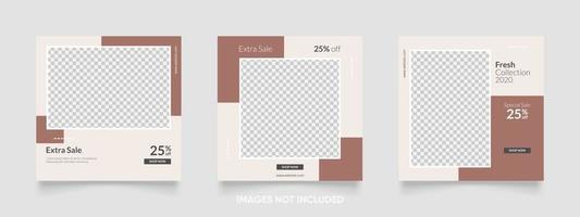 template for sale promotion vector