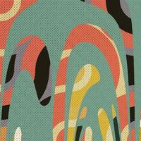 abstract retro background perfect for design project vector