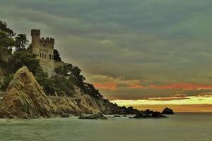 Lloret de mar Castle photo