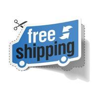 Free Shipping Vector