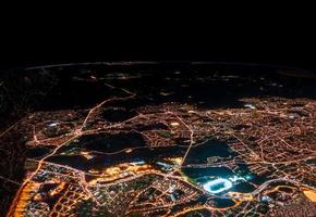 Stockholm from above photo