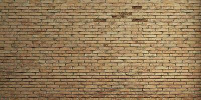 Background wall of old brick photo