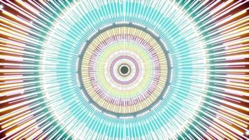 Fondo de racha de luz colorida 4k 02 video