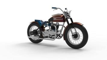 old school motorcykel video
