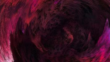 surrealistische digitale kunst fantastische mysterieuze nevel illustratie animatie video