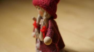 scandinavian witch velva close up toy video