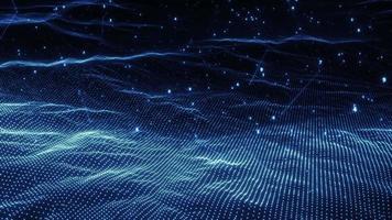 digital won quantum technology digital computing concept video