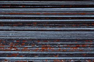 hojas de pizarra usada foto