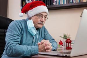 felicitaciones de navidad online foto