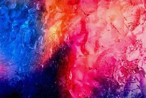 textura de patrón de colores de fondo de alumbre foto