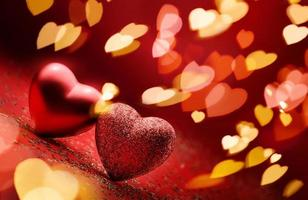 Background for Valentines Day photo