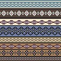 diseño de fondo decorativo de patrón de mandala vector