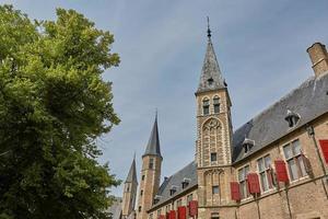 View of church in Vlissingen Zeeland Netherlands photo