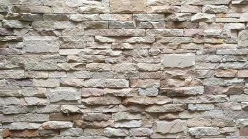 The brick wall pattern texture background photo