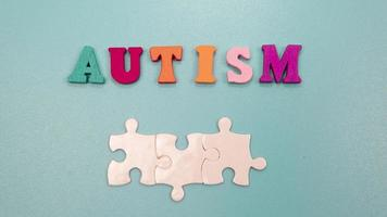 Autism Awareness for people photo