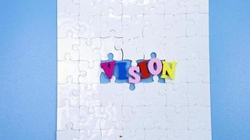 Vision critical thinking forward photo