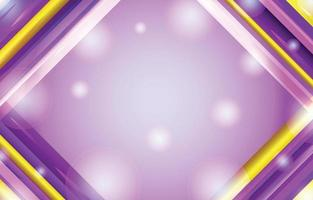 lila con plantilla de fondo asimétrico vector
