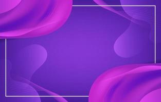 Fondo abstracto lila lavanda suave vector