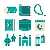 Ketupat Icon for Eid Aidul Fitri vector
