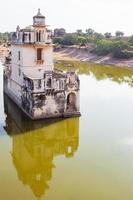 Padmini Palace in Chittorgarh, Rajasthan, India photo