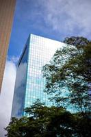 Buildings Mirrored buildings in brazil photo