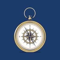 Compass Vector Artwork