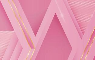 Dynamic Gradient of Pink Background vector