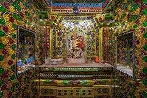 Jagdish Temple in Udaipur, Rajasthan India photo
