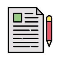 Article Vector Icon