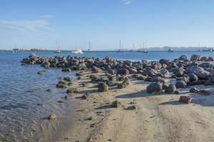 La Paz Bay, Baja California Sur, Mexico photo