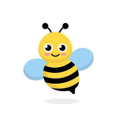 Free Bumble Bee Vector Art