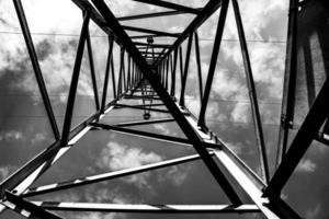 geometrías metálicas cero foto