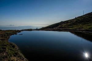 lake and infinity two photo