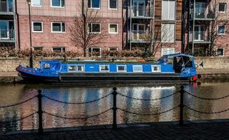 Royal Blue Barge photo