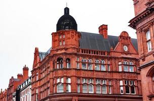 Red Ornate Brickwork photo