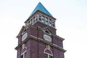 Tall Brick Tower photo