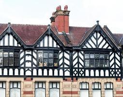 Tudor Building Front photo