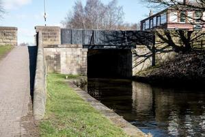 Black Bridge and Towpath photo
