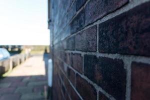 Close Up Brickwork photo