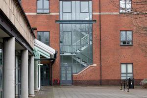 Office Entrance Area photo