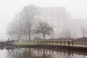 The Misty Canal photo