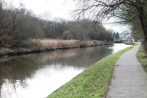 Still Waters on the Canal photo