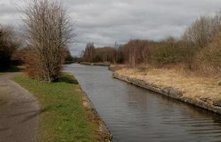 A Narrow Canal photo