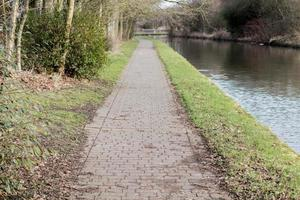 A Straight Towpath photo