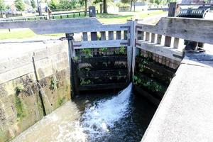 Water in the Lock photo