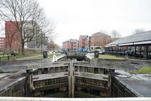 Lock Gates and The Dry Dock photo