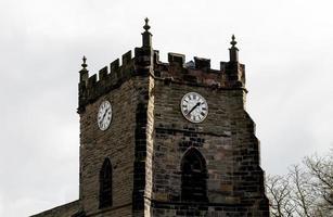 Square Church Tower photo
