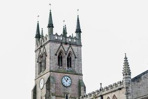 Stone Clock Tower photo