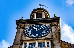 Clock and Round Tower photo